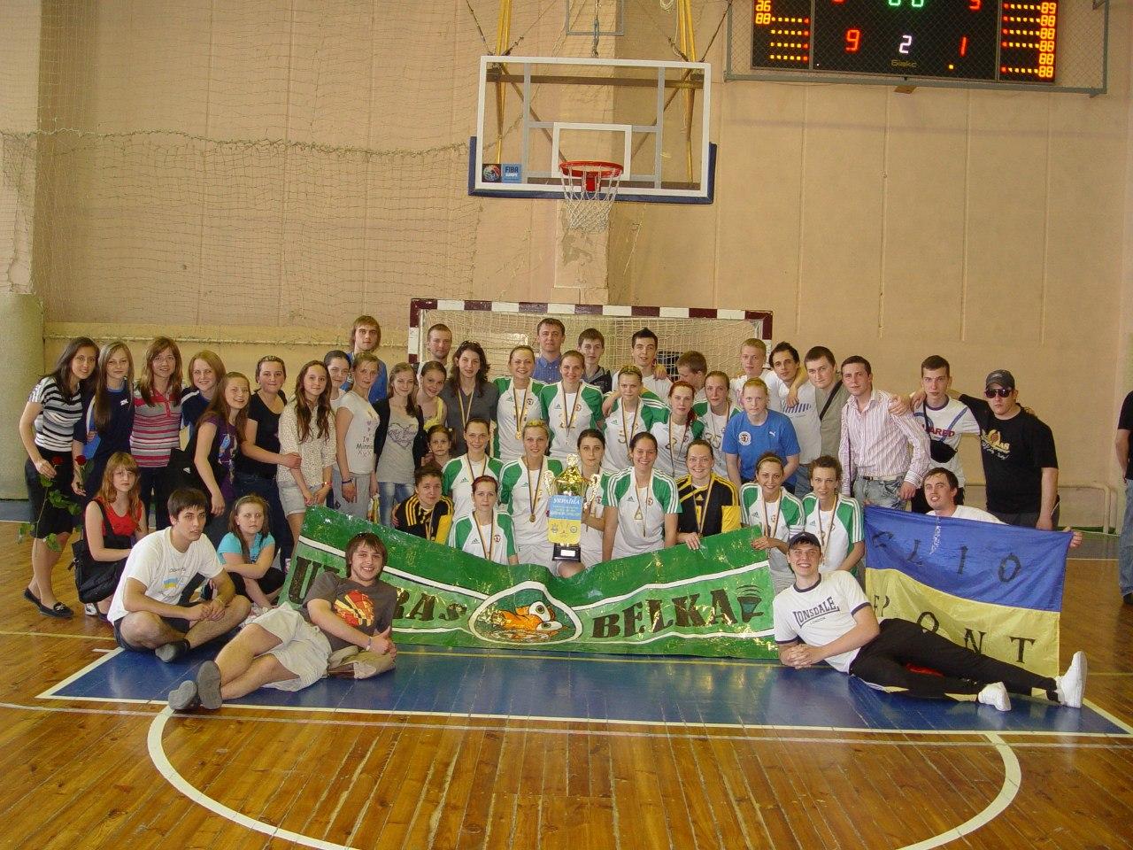 Беличанка, КУбок Украины 2012