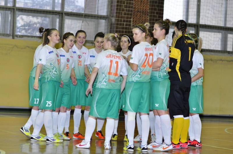 Банк Национальный кредит, Беличанка-НПУ, женский футзал, мини-футбол, Коцюбинское, АМФУ, женский спорт
