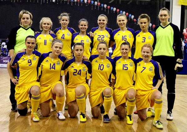 Склад команди напередодні міжнародного турніру у Москві (05-09.05.2011)